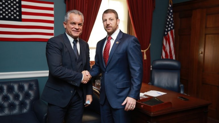 U.S. Officials support reforms implementation in Republic of Moldova