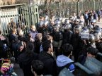 University of Tehran is working to secure release of its students who participated in anti-government protests in Iran