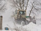 Winter causes difficult traffic in Moldova. Hundreds rescuers intervened to unblock cars