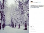 Fairy tale photos. Best shots of outside weather on Instagram