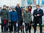 Premier Filip exalted at Christmas Fair: Biggest success was to bring smiles to children's faces
