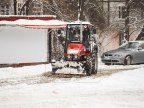 ORANGE Warning of sleet: 45 specialized vehicles deployed to work non-stop in Chisinau