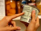New food labels law to come into force in a year