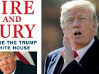 Donald Trump dismissed Michael Wolff's book questioning his mental health, claiming himself a stable genius