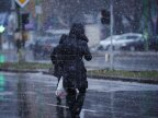 Yellow Warning for snow and sleet issued in Moldova