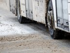 Snow caused 5 car accidents last night in Moldova, resulting in 8 injured