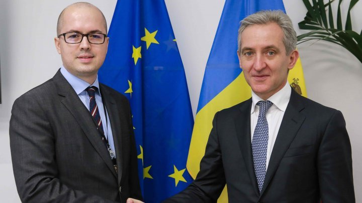 MEP Andi Cristea urged Moldova to implement reforms committed with EU Association Agreement