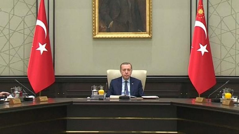 Turkey extending state of emergency imposed after 2016 coup attempt