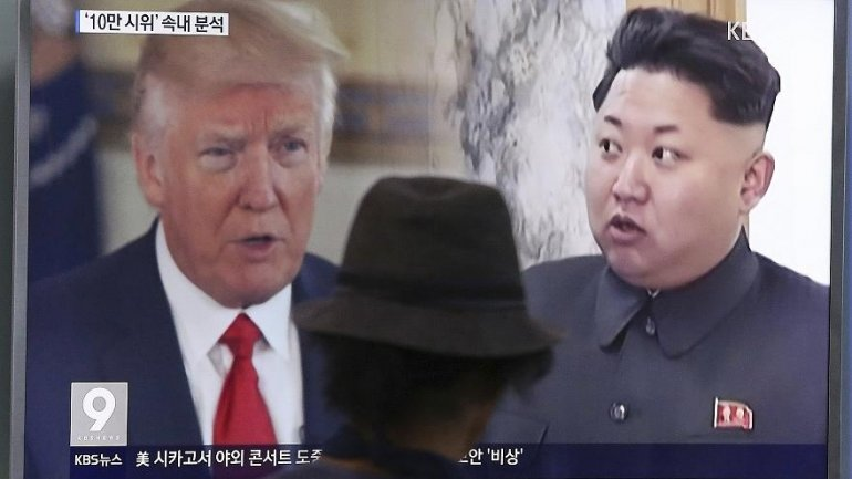 Donald Trump expressed his willingness to talk by phone with Kim Jong Un