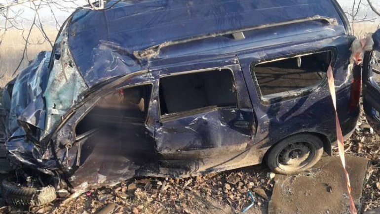 Car accident in Anenii Noi: 5 dead and 2 injured
