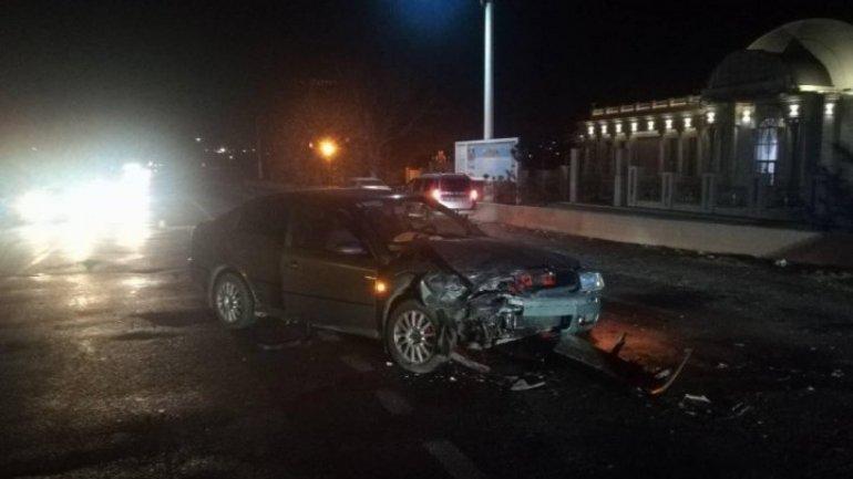 Details regarding last evening's car accident near Chetrosu village