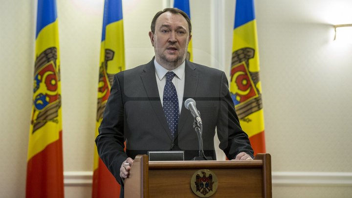 Justice Minister Alexandru Tănase announced his resignation