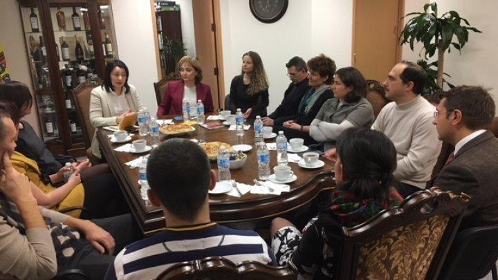 Diaspora Bureau head discussed integration of Moldovans in Canada
