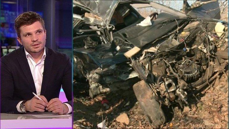Vlad Burac - IGP confirmed latest details on car crash killing 5 people including 16-month-old child