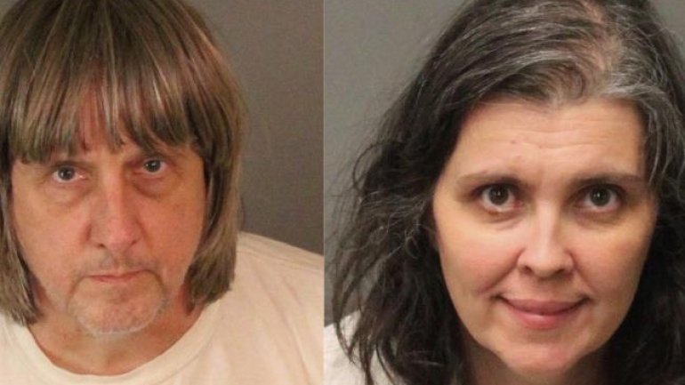 U.S. couple who tortured and starved their 13 children hoped to get their own reality TV show