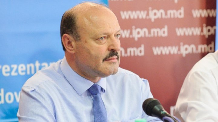 Valeriu Ghileţchi elected as president of PACE Commission for ECHR judges election
