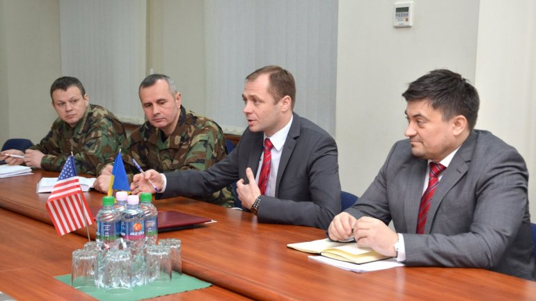 Experts from Global Peace Operations Initiative visiting Ministry of Defense