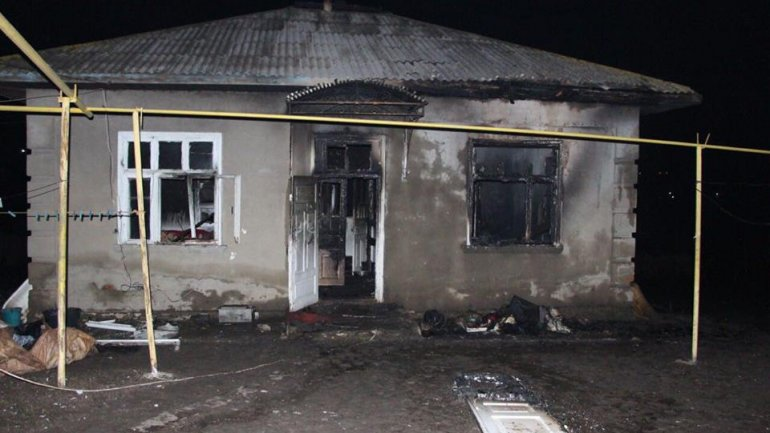 Two minors burned alive in house fire from Nihoreni