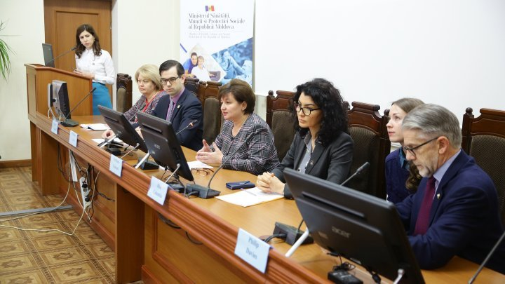 Cervical Cancer Prevention Week launched by Health Ministry in Moldova