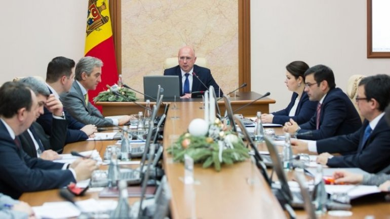New Government members attended first official meeting