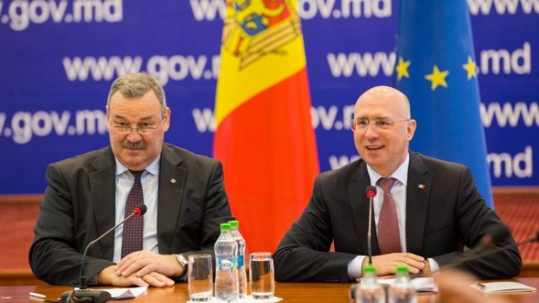 Pavel Filip in dialogue with trade unions: We always found solutions to existing problems