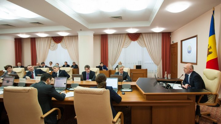 Government supports the inclusion of European integration in Republic of Moldova's Constitution