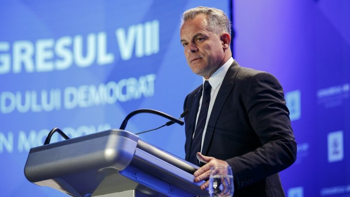 Vlad Plahotniuc's opinion about fight against corruption