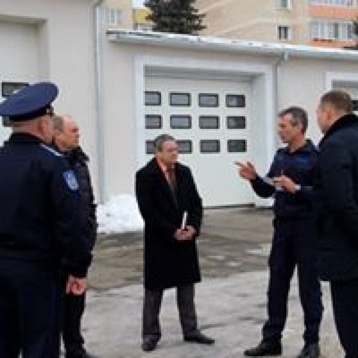 New technique and equipment for firefighters on left bank of Dniester