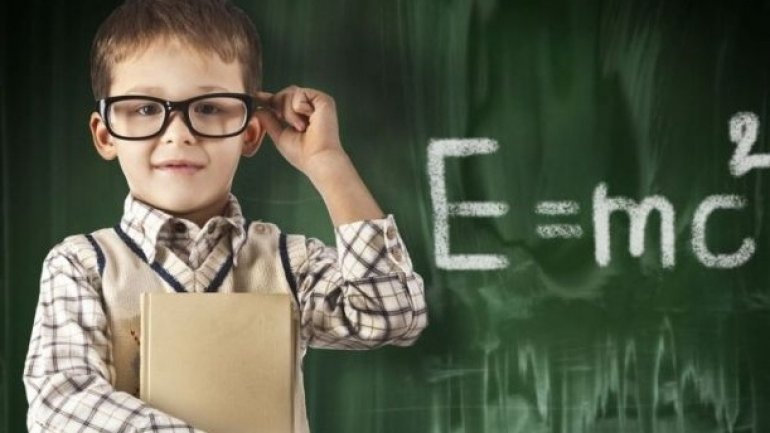 Geniuses from Moldova have an intelligence quotient of over 132