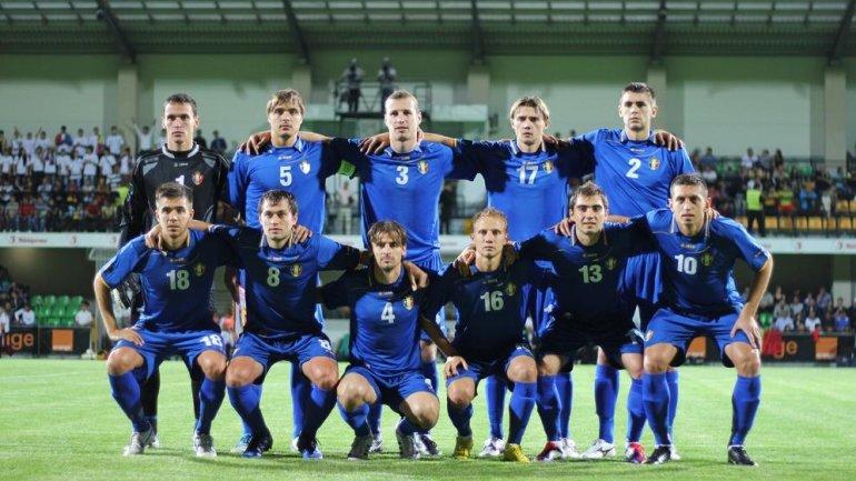 Republic of Moldova to face Azerbaijan in a friendly football match