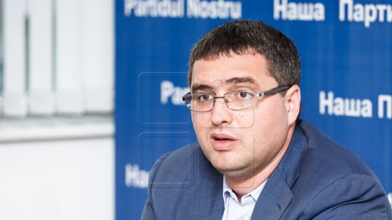 Bălți remained without a Mayor. Municipal Council accepted fugitive Renato Usatîi's resignation letter