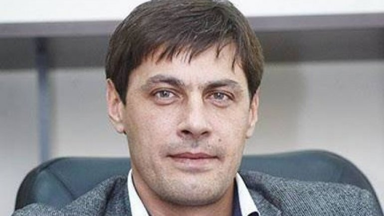 Igor Şeremet, deputy mayor of Balti resigned