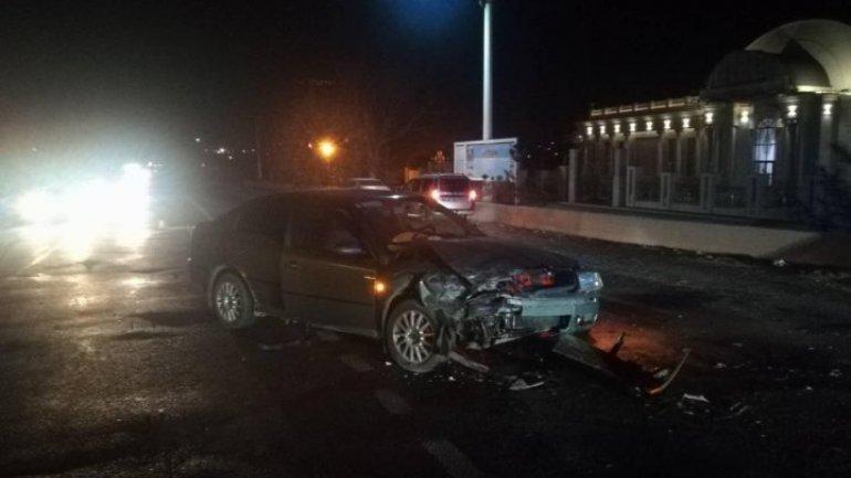 Another violent car crash on Chişinău - Anenii Noi road: Four seriously injured (Photos)