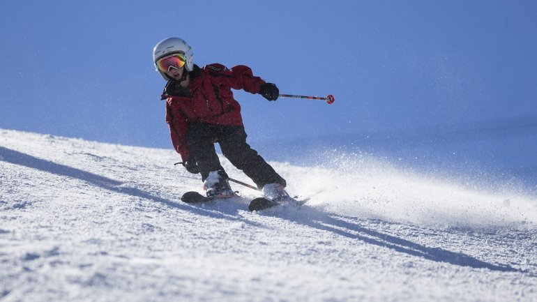 Track opened in Călăraşi for all lovers of winter sports