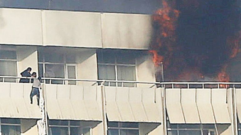 Afghanistan luxury hotel siege: 14 foreigners and 4 Afghans confirmed dead