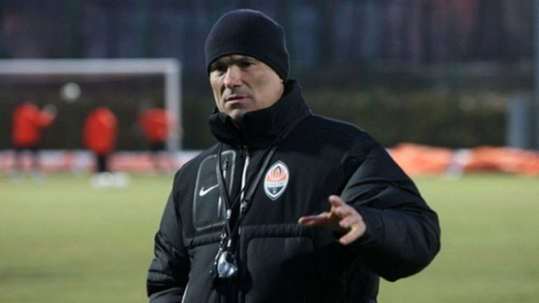 Alexandru Spiridon elected as new coach of Moldovan national football team