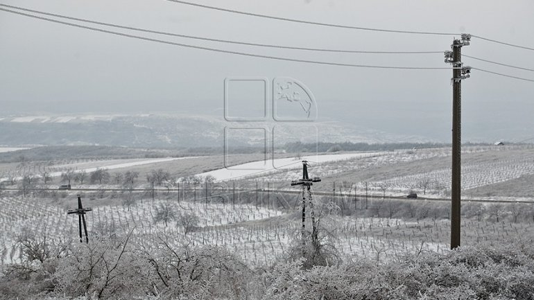 Power back on in whole Moldova after snow induced blackout