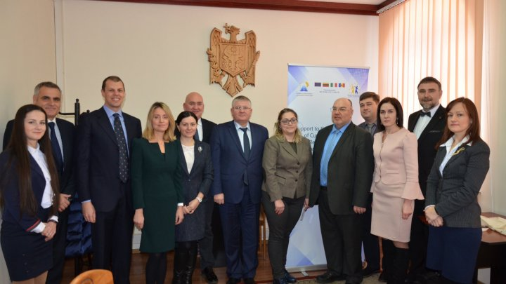 Twinning Project's Board of Directors held first meeting in Chisinau