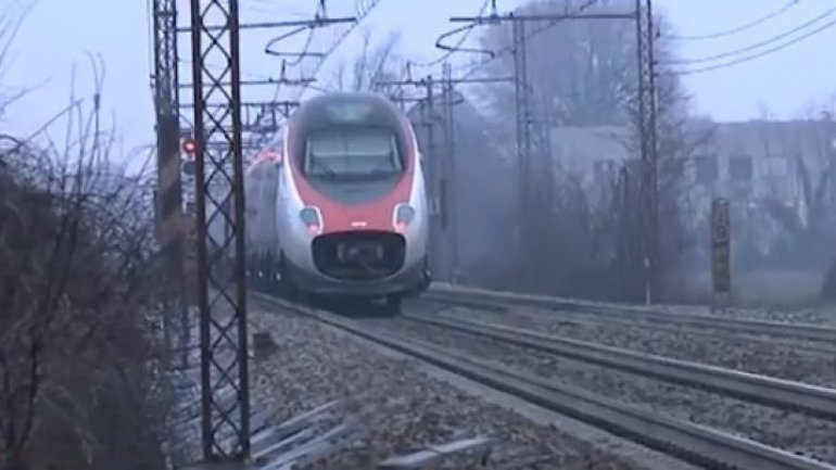 Moldovan threw herself under train in province of Monza and Brianza of Italy