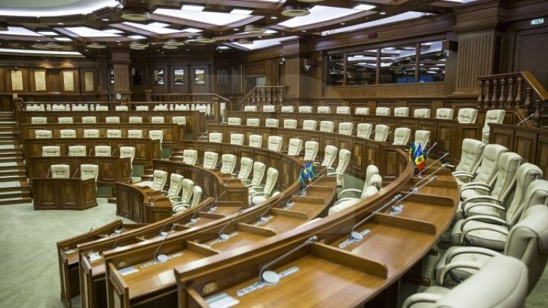 Deputies rejected motion submitted against Minister of Economy and Infrastructure Chiril Gaburici