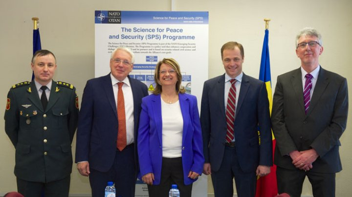 Moldova and NATO launched project to improve cyber defense capabilities
