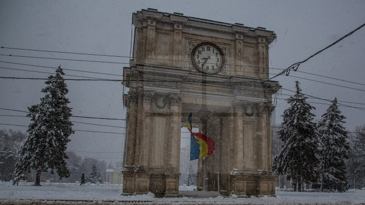 Weather forecast for coming days in Moldova