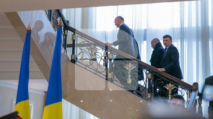 Iasi-Ungheni-Chisinau gas pipeline, priority in Romania - Moldova bilateral dialogues