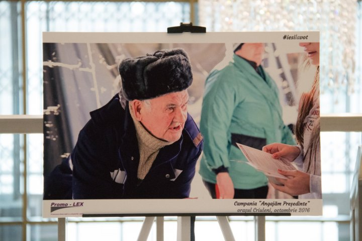 Parliament hosts photography exhibition, within Campaign for Civic and Voter Education