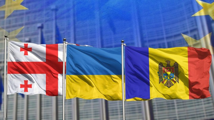 Moldova, Ukraine and Georgia to discuss ongoing concerns about Russian influence