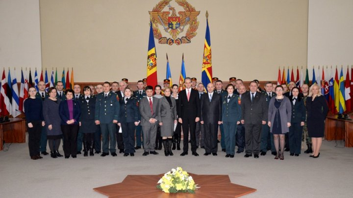 Ministry of Defense celebrates its 26th anniversary
