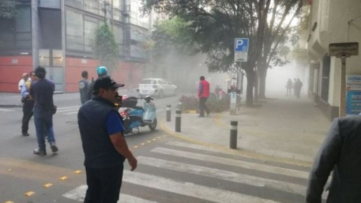 South-western Mexico hit by 7.2-magnitude earthquake