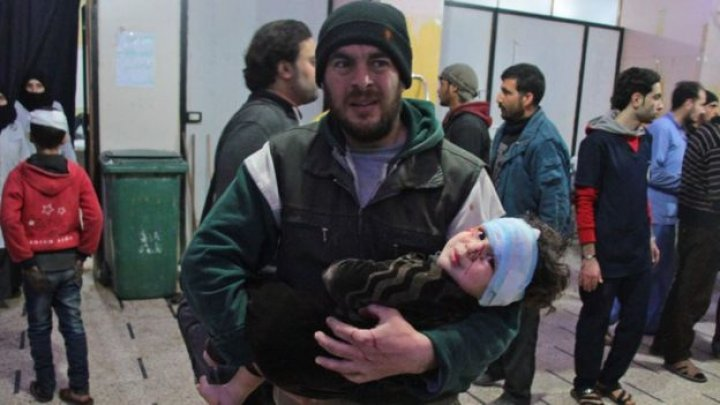 Doctor working in Syrian rebel enclave believes that international community abandoned them