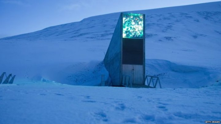 Global Seed Vault in Svalbard reached one million mark
