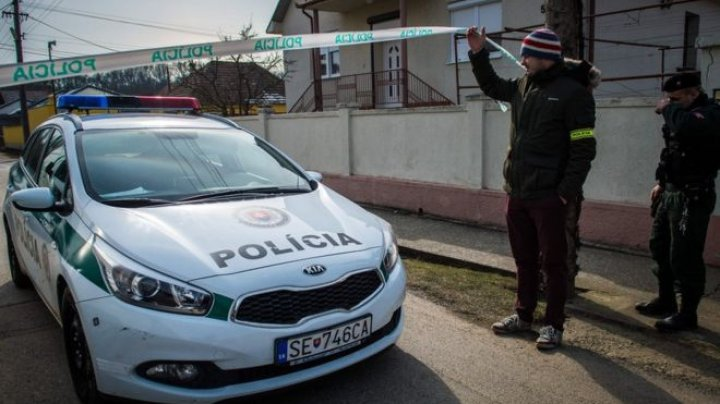 Slovak investigative journalist and his girlfriend shot dead, shaking part of Europe